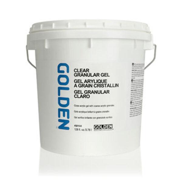 Golden Clear Granular Gel - 3.7L (128 OZ)