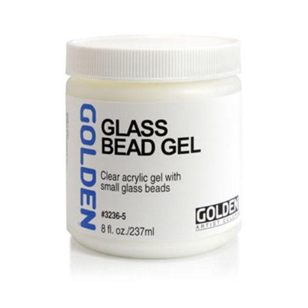 Golden Glass Bead Gel - 237 ml (8 OZ)