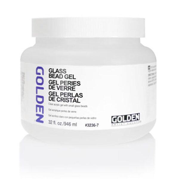 Golden Glass Bead Gel - 946 ml (32 OZ)