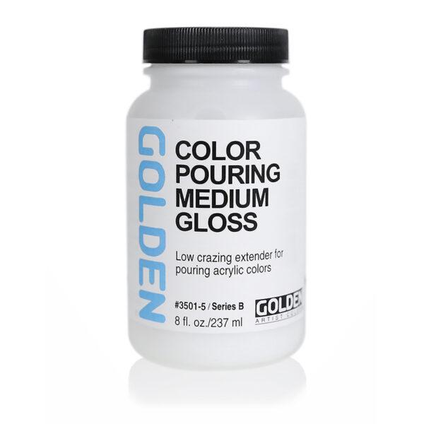 Golden Pouring Medium Gloss - 237 ml (8 OZ)