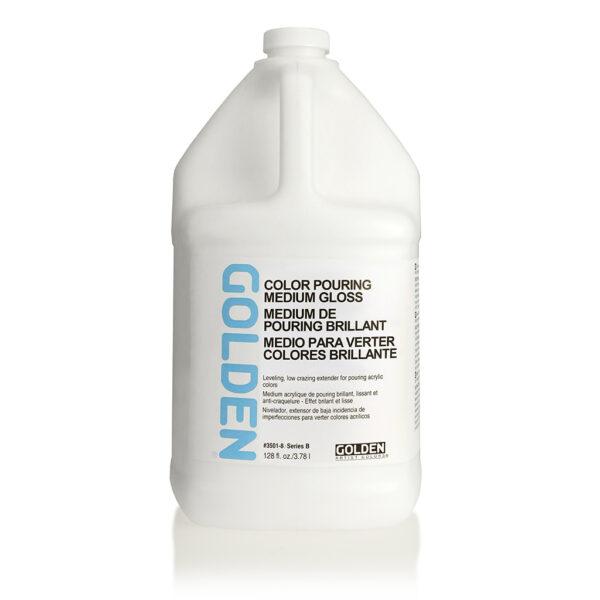 Golden Pouring Medium Gloss - 3.7L (128 OZ)