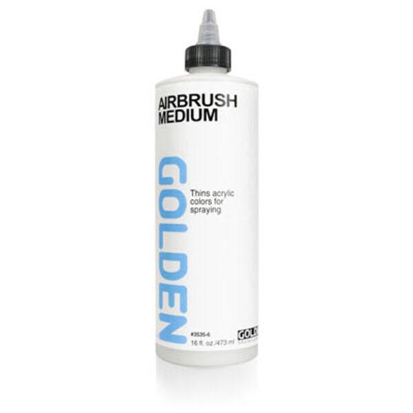 Golden Airbrush Medium - 473 ml (16 OZ)