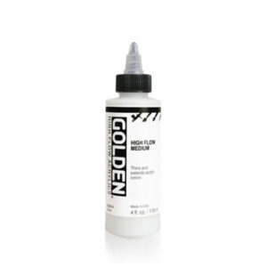 Golden High Flow Medium - 118 ml (4 OZ)
