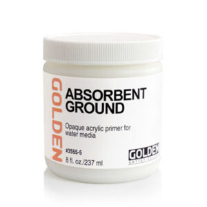Golden Absorbent Ground (White) - 237 ml (8 OZ)