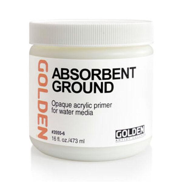 Golden Absorbent Ground (White) - 473 ml (16 OZ)
