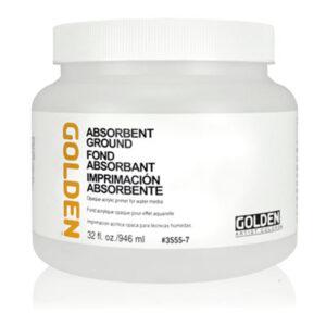 Golden Absorbent Ground (White) - 946 ml (32 OZ)