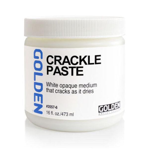 Golden Crackle Paste - 473 ml (16 OZ)