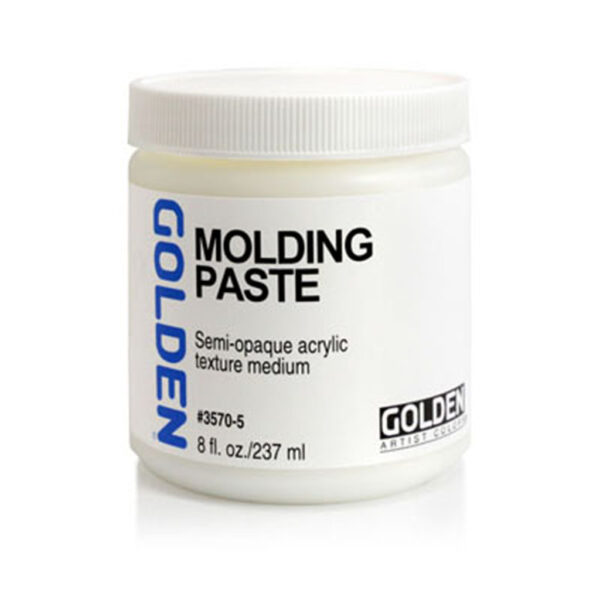 Golden Molding Paste - 237 ml (8 OZ)