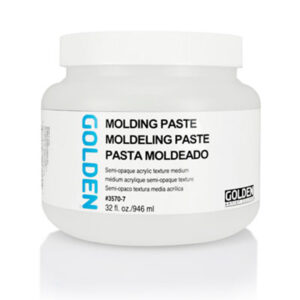 Golden Molding Paste - 946 ml (32 OZ)