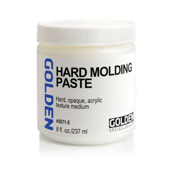 Golden Molding Paste Hard - 237 ml (8 OZ)