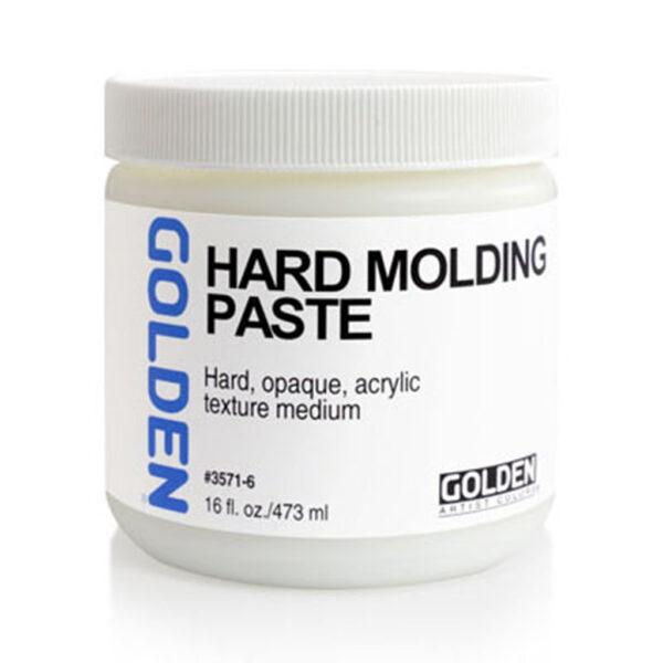 Golden Molding Paste Hard - 473 ml (16 OZ)