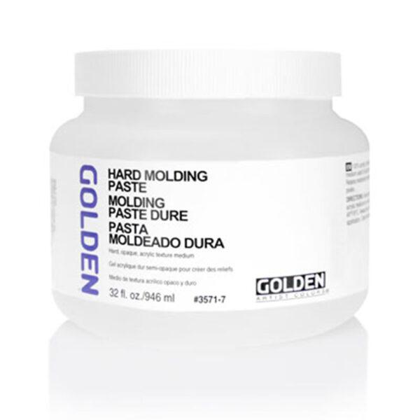 Golden Molding Paste Hard - 946 ml (32 OZ)
