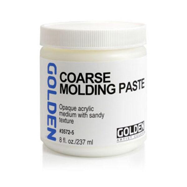 Golden Coarse Molding Paste - 237 ml (8 OZ)