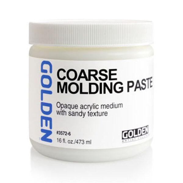 Golden Coarse Molding Paste - 473 ml (16 OZ)
