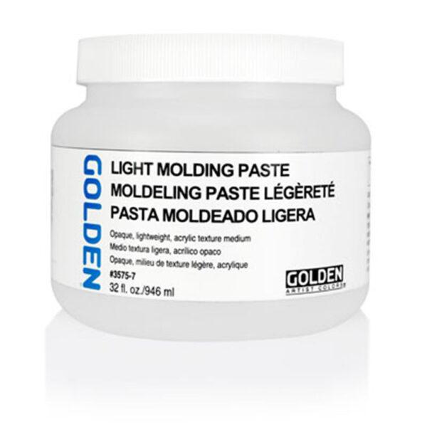 Golden Molding Paste Light - 946 ml (32 OZ)