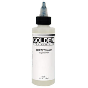Golden OPEN Thinner - 118 ml (4 OZ)