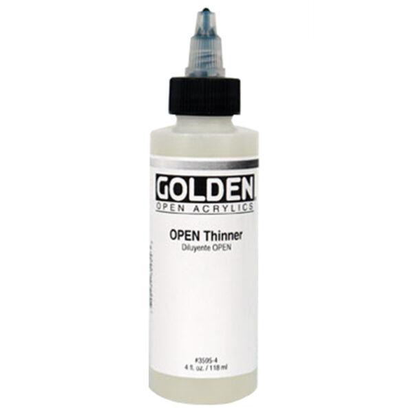 Golden OPEN Thinner - 118 ml (4 OZ)