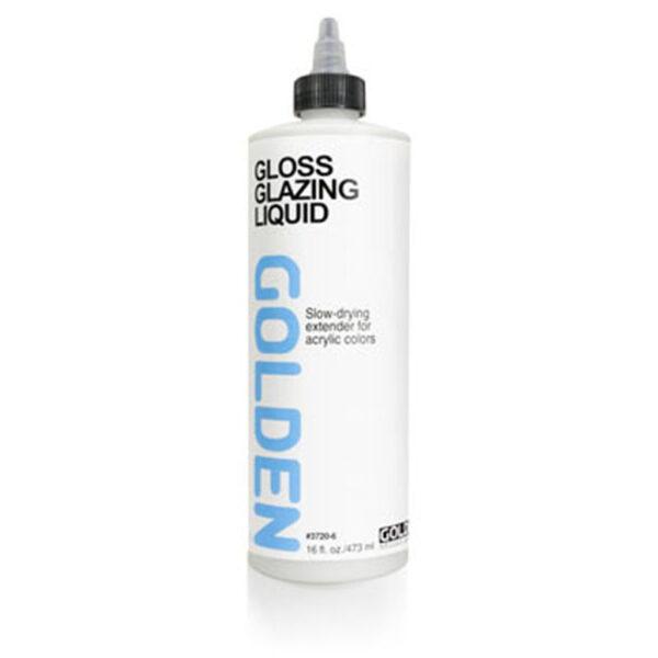 Golden Glazing Liquid (Gloss) - 473 ml (16 OZ)