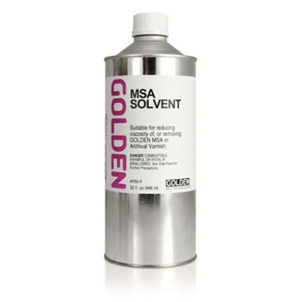 Golden MSA Solvent - 946 ml (32 OZ)