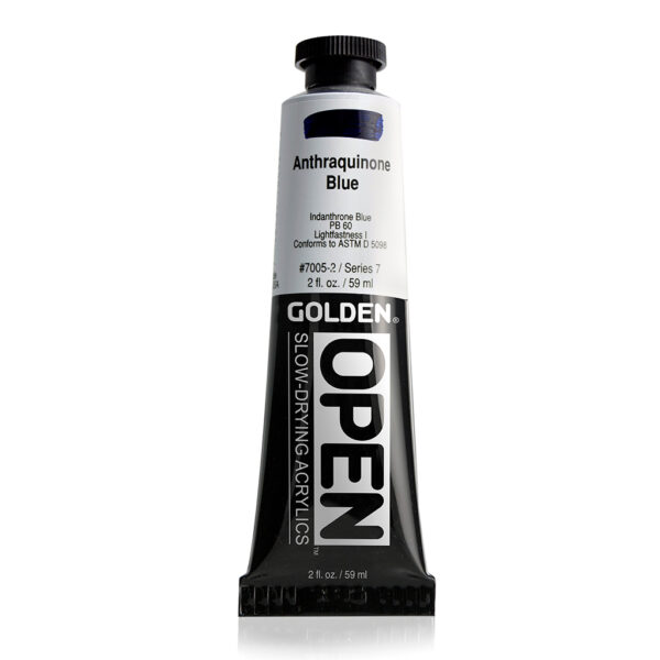 Golden Open Slow-Drying Acrylic Paints