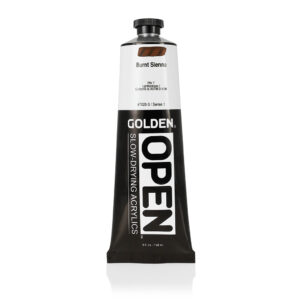 Golden Open Slow-Drying Acrylic Paints