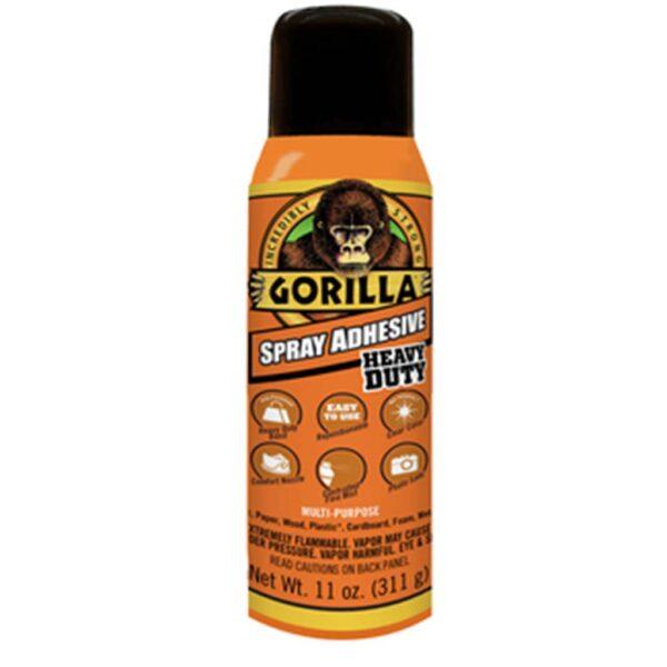 Gorilla Spray Adhesive 11oz