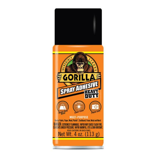 Gorilla Spray Adhesive 4oz