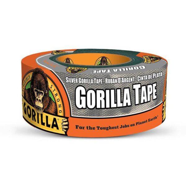 Gorilla Tape Silver 12 Yards