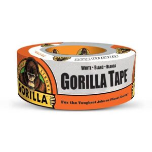 Gorilla Tape White 10 Yards