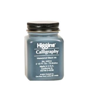 Higgins Calligraphy Inks - Sepia 46036 74 ml (2.5 OZ)