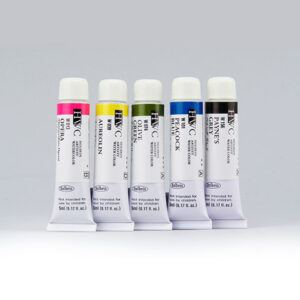 Holbein Watercolor Tubes