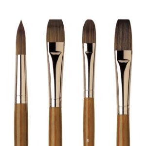 Isabey Isacryl Synthetic Brushes
