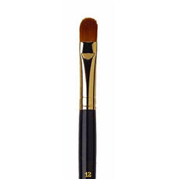 Isabey Pure Kolinsky Sable Brushes - Filbert Sz 12