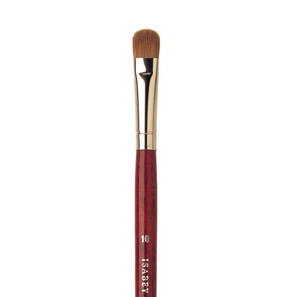 Isabey Pure Kolinsky Sable Brushes - Fat Filbert Sz 8