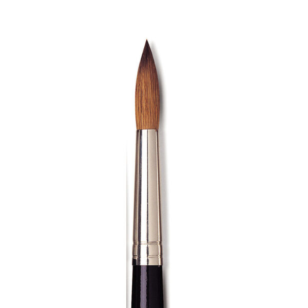 Isabey Red Sable Brushes  - Round Sz 8