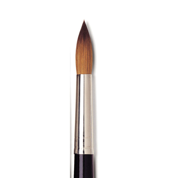 Isabey Red Sable Brushes  - Round Sz 14
