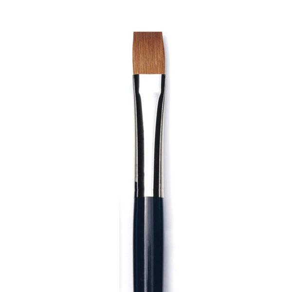 Isabey Red Sable Brushes  - Flat Wash Sz 4