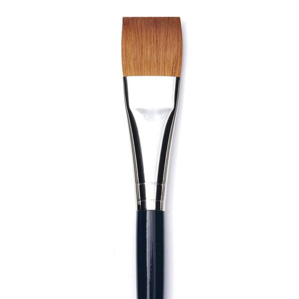 Isabey Red Sable Brushes  - Flat Wash Sz 6
