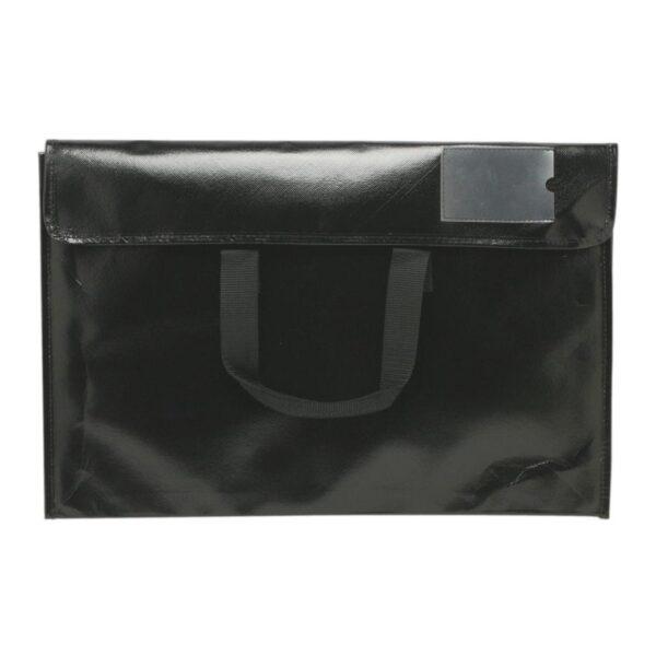 Itoya ProFolio ArtEnvelope Pro Black 24 x 36 x 2in