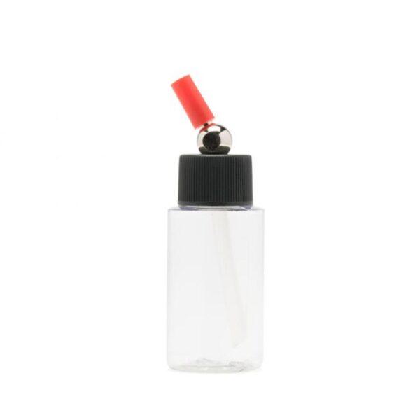 Iwata Clear Cylinder Bottle 29.5 ml (1 FL/OZ)