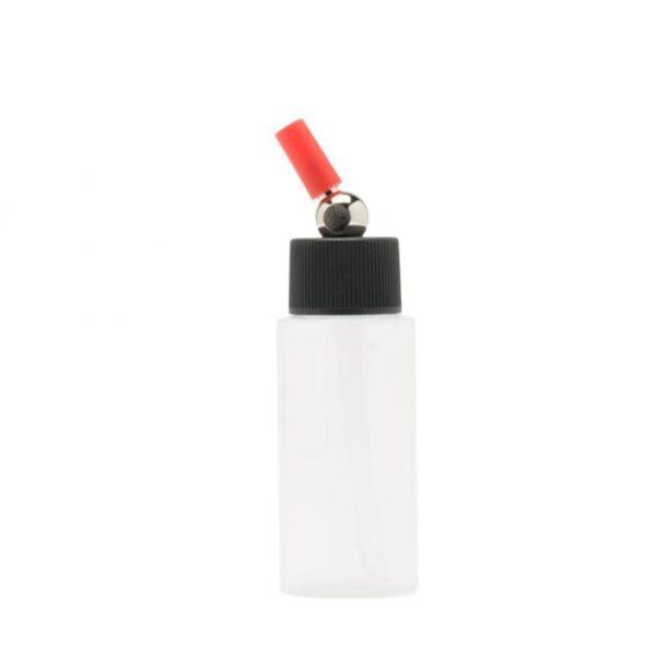 Iwata Clear Jar 29ml (1 FL/OZ) Solvent Resistant