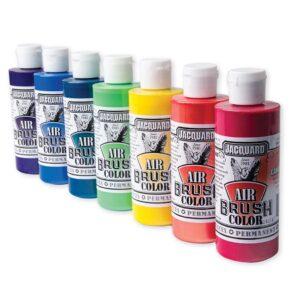 Jacquard Airbrush Paints