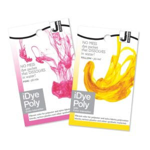 Jacquard iDye for Polyester/Nylon