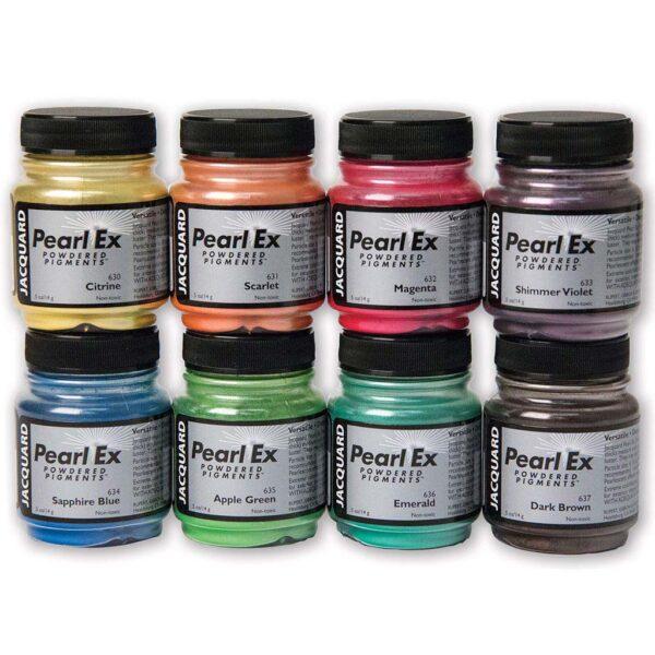 Jacquard Pearl Ex Powdered Pigments