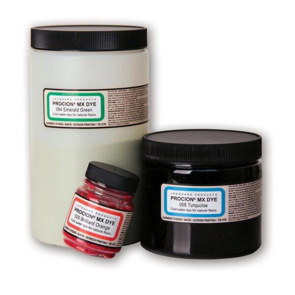 Jacquard Procion MX Fiber Reactive Dyes