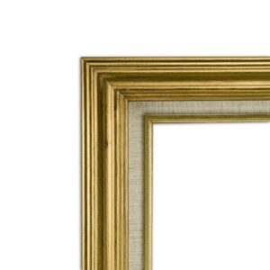 Jerrys Accent Frame Antique Gold Corner