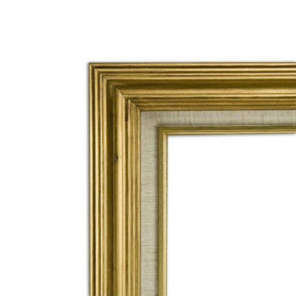 Jerrys Accent Frame Antique Gold Corner