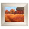 Plein Aire Wood Frames  - Silver 24in x 36 x 3in Profile