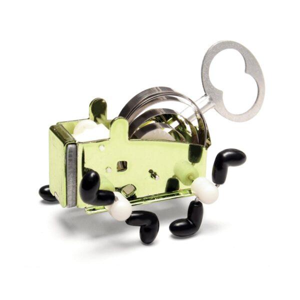 Kikkerland Wind Up Toys - Pea