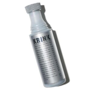 Krink Permanent Ink Mops - Silver 1in Round Tip